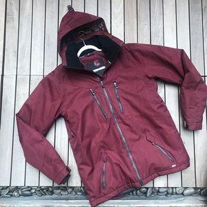 LIQUID Quattro Thinsulate Waterproof Zip Up Jacket